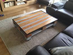 table basse palette pas cher photos de conception de maison