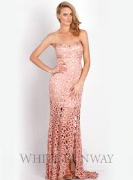 daria lace dress a stylish full length dress by australian