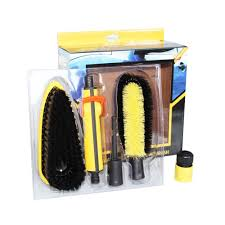 100 Truck Wash Brush Car Kit Saving Water Soft Bristle Auto Vehicle