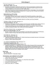 IT Executive Resume Sample