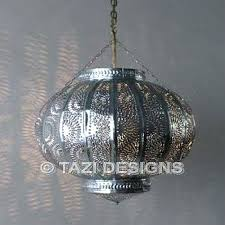 Mexican Punched Tin Lamp Shades by Punched Tin Hanging Lights With Antique Pierced Pendant Light