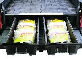 100 Truck Bed Drawers DECKED Storage System