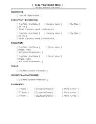 Reference On Resume Format References Template With How Example For Wor