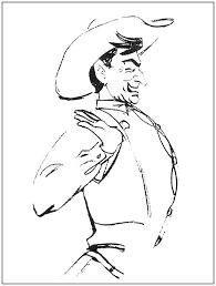 Big Tex Drawing Legend Of
