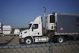 100 Sysco Trucking Truck Driver Turnover Rate Slides Downward Sharply WSJ