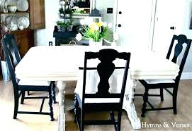Chalk Paint Dining Tables Room Table Painting Sets