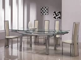 8 Seater Dining Table With High Back Upholstered Chairs