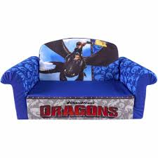Minnie Mouse Flip Open Sofa Bed by Marshmallow Furniture 2 In 1 Flip Open Sofa Dreamworks Dragons