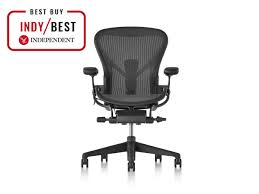 8 Best Ergonomic Office Chairs | The Independent High Back Black Fabric Executive Ergonomic Office Chair With Adjustable Arms Rh Logic 300 Medium Back Proline Ii Deluxe Air Grid Humanscale Freedom Task Furmax Desk Padded Armrestsexecutive Pu Leather Swivel Lumbar Support Oro Series Multitask With Upholstery For Staff Or Clerk Use 502cg Buy Chairoffice Midback Gray Mulfunction Pillow Top Cushioning And Flash Fniture Blx5hgg Mesh Biofit Elite Ee Height Blue Vinyl Without Esd Knob Workstream By Monoprice Headrest