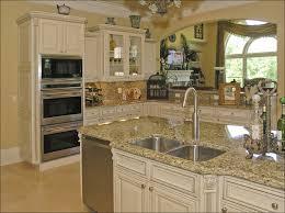 White Cabinets Dark Grey Countertops by Kitchen Black And White Kitchen Floor Light Brown Cabinets