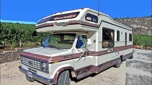 Care And Coping With An Old Motorhome
