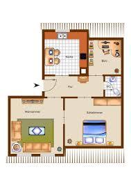 kleine eigentumswohnung im dachgeschoss mit stellplatz und