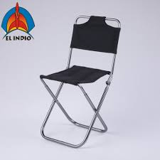 [Hot Item] EL Indio Portable Folding Aluminum Oxford Cloth Chair Outdoor  Fishing Camping With Backrest Carry Bag Black Camping Folding Chair High Back Portable With Carry Bag Easy Set Skl Lweight Durable Alinum Alloy Heavy Duty For Indoor And Outdoor Use Can Lift Upto 110kgs List Of Top 10 Great Outdoor Chairs In 2019 Reviews Pepper Agro Fishing 1 Carrying Price Buster X10034 Rivalry Ncaa West Virginia Mountaineers Youth With Case Ygou01 Highback Deluxe Padded