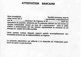 attestation domiciliation si e social attestation bancaire312 jpg
