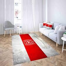 arsenal football club rot und weiß teppich wohnzimmer teppiche jpg