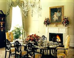 Victorian Decorating Ideas Home Design Layout Image Of Decor For Dining Room