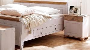 schlafzimmer oslo 4 tlg set kiefer massiv weiß antik mit