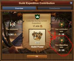 Forge Of Empires Halloween Quests 9 by Guild Expeditions Guild Expedition Encounter Rank Forge Of
