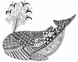 Bunch Ideas Of Free Printable Zentangle Coloring Pages Adults To Print Also Job Summary
