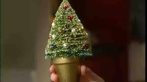 Video How To Make Bottle Brush Christmas Trees