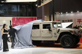 The Hummer H1 Is Back — For China | News | Cars.com Hummer Mcvay Motors Inc Used Cars For Sale Pensacola Fl H3t Does An H3 Truck Autoweek Hummer 4wd Suv For Sale 1470 Fire Trucks Archives Gev Blog Jurassic Truck Trex Dont Call It A Beautiful Attractive 2018 H3t Concept And 2006 Hummer H1 Alpha Custom Sema Show Trucksold Alpha 2005 H2 For Sale In Moose Jaw