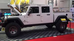 100 Brute Jeep Truck A Of A Pickup