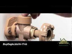 Mop Sink Faucet Vacuum Breaker Leaking by How To Repair A Leaky Outdoor Faucet Dyn American Pinterest
