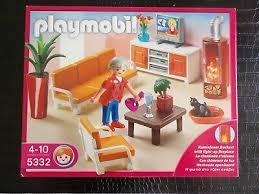 sideboard für wohnzimmer 5332 playmobil puppenhaus moderne