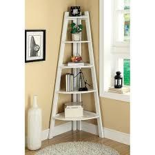 Merill Ladder Corner Shelf