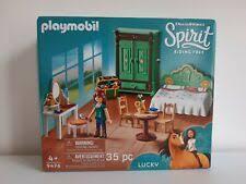 playmobil spirit 9476 luckys schlafzimmer