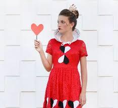 DIY Queen Of Hearts Costume 567