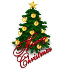 Merry Christmas Xmas Tree Gif Animated
