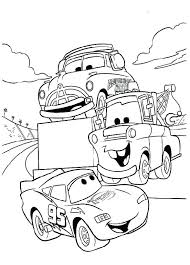 Lightning Mcqueen Coloring Pages Free Colouring Pictures Printable Pdf