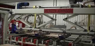 woodworking machinery maker mereen johnson modernizes plant in big
