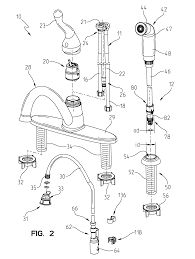 Rubinet Faucet Company Ltd by Patent Us20110061754 Integrated Kitchen Faucet Side Spray And