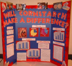 How To Create A Science Fair Display Board Step By