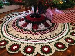 Granny Square Christmas Tree Pattern