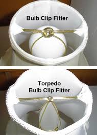 Small Uno Fitter Lamp Shade by What Are Bulb Clip Fitters And Torpedo Bulb Clip Fitters Light