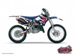 kit deco 85 yz kit déco moto cross yamaha 250 yz kutvek kit graphik