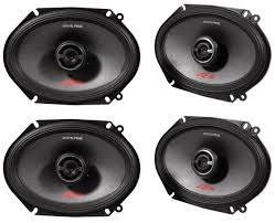 100 Best Truck Speakers Rated 6x8 Inch Car Bass Reviews 6x8 Inch Car