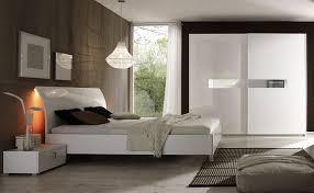 schlafzimmer mit bett 160 x 200 cm weiss hochglanz weiss