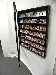 Image Of Wall Mounted IKEA Display Case
