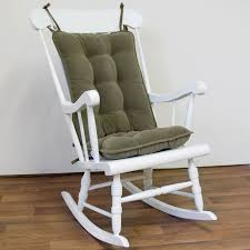 Greendale Home Fashions Standard Microfiber Rocking Chair ... Rocking Chair Cushions Ebay Patio Rocking Chair Ebay Sears Cushion Sets Klear Vu Polar Universal Greendale Home Fashions Jumbo Cherokee Solid Khaki Diy Upholstered Pad Facingwalls Llc Upc Barcode Upcitemdbcom Spectacular Sales For Standard Microfiber