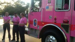 Pink Fire Truck To Raise Breast Cancer Awareness - NBC4 Washington Fire Fighters Support The Breast Cancer Fight Only In October North Charleston Pink Truck Editorial Image Of Breast Enkacandler Saves Lives With Big The 828 Heals Firetruck Visits Sara Youtube Firefighters Use Tired Fire Trucks As Charitable Engine Truck Symbolizes Support For Women Metrolandstore Help Huber Heights Department Get On Ellen Show Index Wpcoentuploads201309 Pinkfiretruck Dtown Crystal Lake Cindy Anniston Geek Alabama Missauga Goes Pink Cancer Awareness Sign