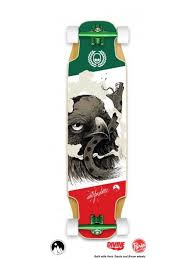 100 Paris Truck Co Antifashion Longboard Antifashion DHSeries DIVINE