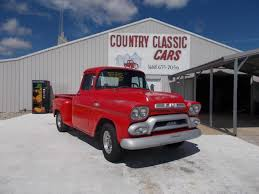 1959 GMC For Sale #1874098 - Hemmings Motor News Tci Eeering 51959 Chevy Truck Suspension 4link Leaf Rare 1959 Gmc 100 Series Big Window Pickup With Hydramatic Auto 1958 Gmc For Sale Bgcmassorg Napco 4x4 Gmc Fleetside 9310 Half Ton Short Bed Fleetside Apache 101 12 Streetside Classics The Nations Trusted Pick Up Ideal Classic Cars Llc Old Trucks For In Michigan Beautiful Autolirate 1994 Power Ram Ez Chassis Swaps 3500 Restored Long Bed Nice Interior 6 Cyl 4 Speed 1 Ton