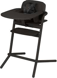 Cybex LEMO High Chair - Infinity Black Rubbermaid Sturdy Chair High Platinum Color Rfg781408plat Classic 2 In 1 Highchair Bebe Style Chair Counter Chairs Bar Stools Bateer Highchair Plastic Fashionable Stacking Metalliform Bs Chairs Seat Height 640mm Titan Grey Leander Design Baby Vivo 2in1 Childs Combo Plastic With Table Elephant 8 Benefits Of An Ecofriendly That Grows Unssbld Gry Childcare Uno White Boon Flair Pedestal Whiteorange