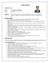 Pharmacist Resume Sample Cv Example Canada 552