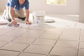 Laying Ceramic or Porcelain Tile