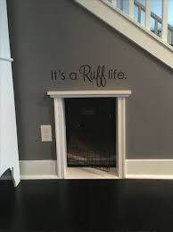 How To Build A End Table Dog Crate by Best 25 Dog Kennels Ideas On Pinterest Hotels That Take Dogs